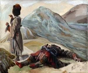Лагорио, Горские типы, 1861