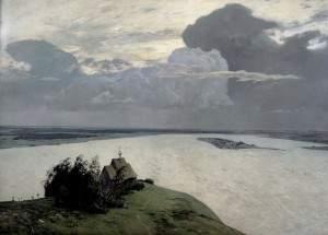 Над вечным покоем, 1894