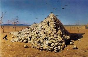 Верещагин - Апофеоз войны