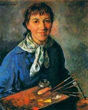 Зинаида Евгеньевна Серебрякова