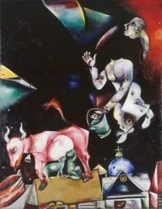 «России, Ослам и Другим» (1911), старинная живопись