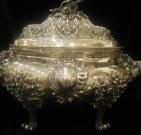 Старинное серебро, антиквариат