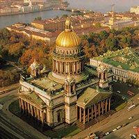 """Антикварный салон """"Старый Петербург"""" расположен в самом центре города, недалеко от Исаакиевского собора"""