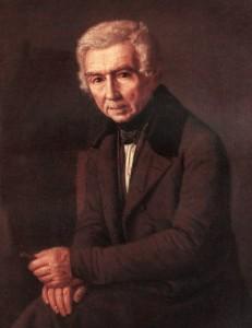 Григорий Васильевич Сорока. Портрет Венецианова