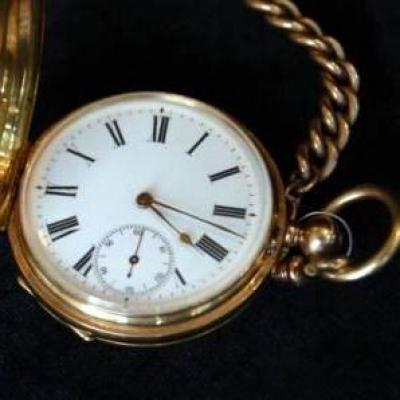 НЕТ В НАЛИЧИИ - лот №C000144 Часы карманные