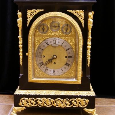 НЕТ В НАЛИЧИИ - лот №C000137 Часы каминные