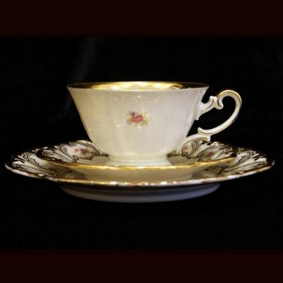 лот №P000165 Чайное трио