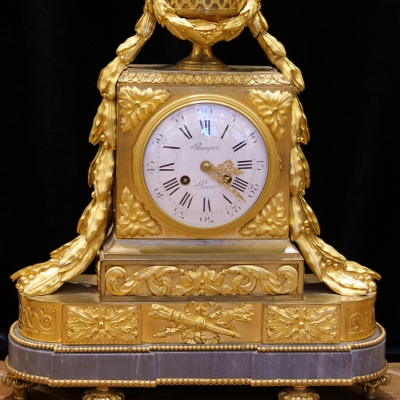 НЕТ В НАЛИЧИИ - лот №C000142 Часы каминные