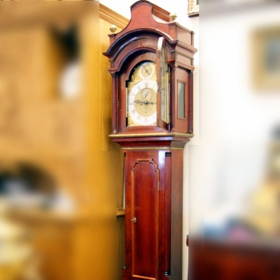 НЕТ В НАЛИЧИИ - лот №C000149 Часы напольные