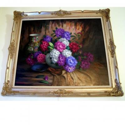 лот №A000175 Букет цветов
