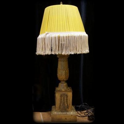 лот №L000134 Лампа настольная