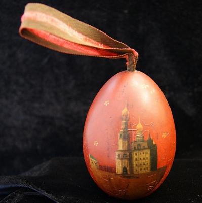 лот №M000233 Яйцо пасхальное
