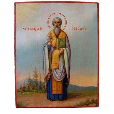 лот №I000200 Священномученик Иерофей