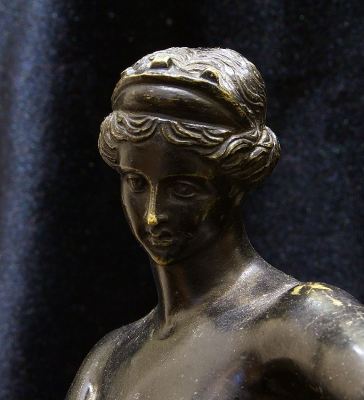 НЕТ В НАЛИЧИИ - лот №B000168 Греческая богиня
