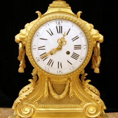 НЕТ В НАЛИЧИИ - лот №C000141 Часы каминные