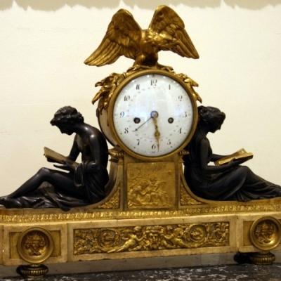 НЕТ В НАЛИЧИИ - лот №C000143 Каминные часы