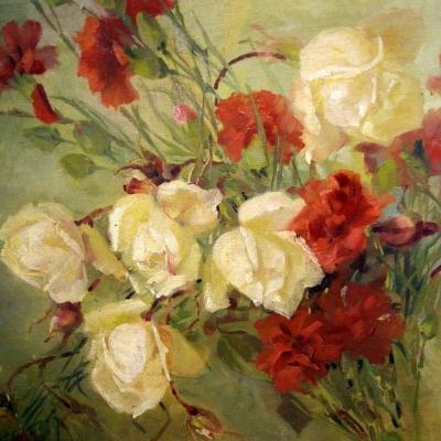 НЕТ В НАЛИЧИИ лот №A000169 Цветы