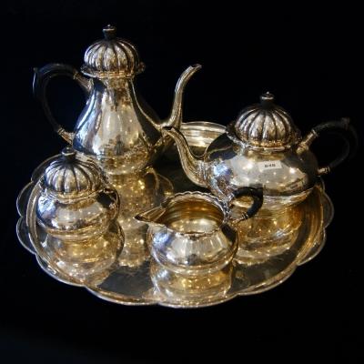 НЕТ В НАЛИЧИИ - лот №S000253 Чайно-кофейный набор
