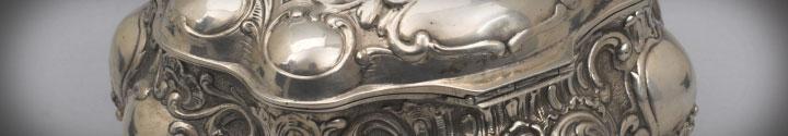 Старинное столовое серебро, монеты, антикварное серебро - Старый Петербург