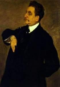 Портрет банкира Гиршмана