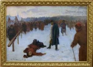 Иван Владимиров. Купец Калашников