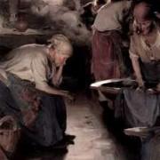 Старинные картины и антиквариат. Абрам Ефимович Архипов. Прачки