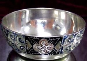 Старинное серебро, антикварное серебро