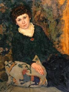 Zhenskij portret
